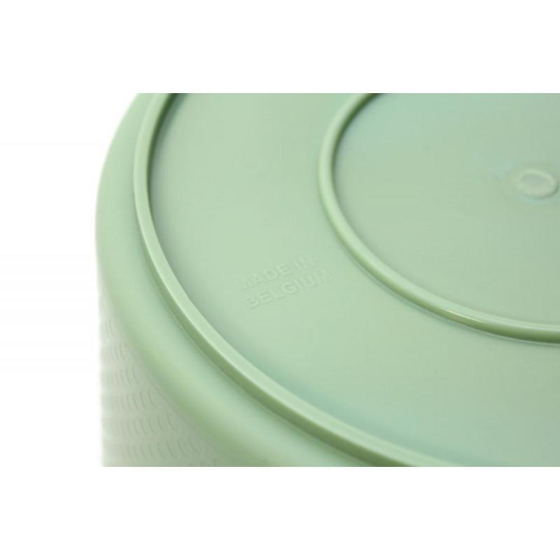 Drop Eimer grün Xala Design hergestellt in Belgien