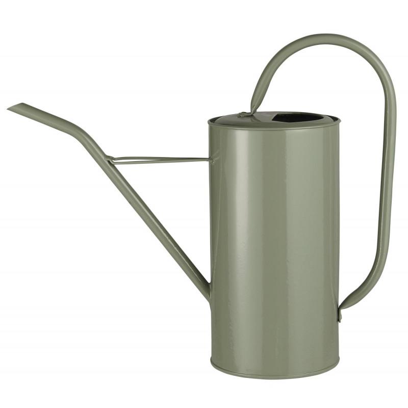 IB Laursen Gießkanne Grün 2,7 Liter mit Griff aus Metall Hellgrün Ib Laursen Garten Deko Nr 4238-42