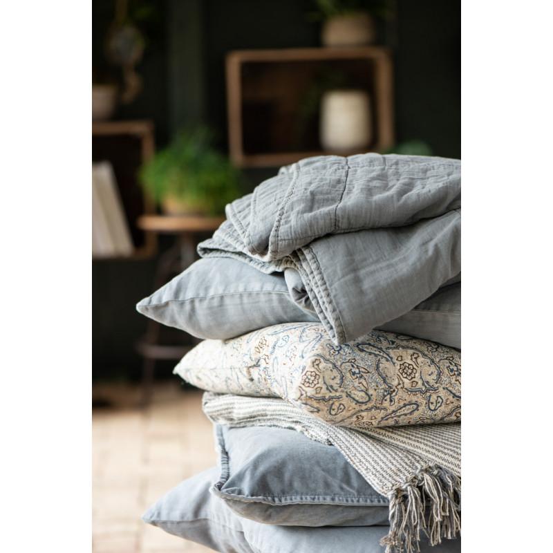 kissenbezug 50x50 mit blumen muster ib laursen jetzt hier kaufen. Black Bedroom Furniture Sets. Home Design Ideas