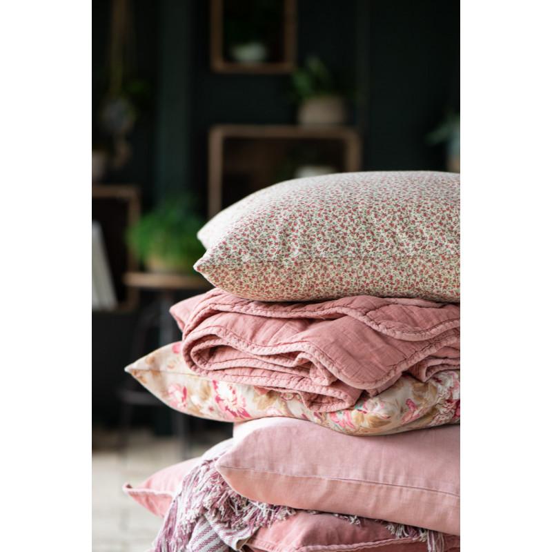 kissenh lle 50x50 mit blumen muster ib laursen jetzt hier kaufen. Black Bedroom Furniture Sets. Home Design Ideas