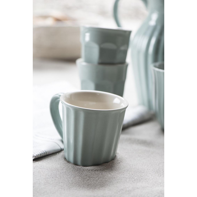 IB Laursen Mynte Becher hellgrün aus Keramik