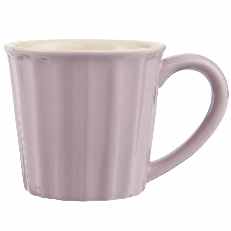 IB Laursen Mynte Becher Lavender Lila Keramik Geschirr 250 ml Tasse Lavendel