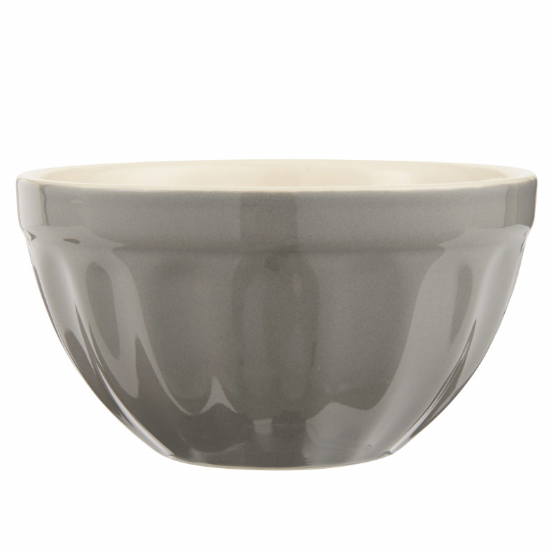 IB Laursen Mynte Schale Granite Grau Keramik Geschirr Müslischale 400 ml