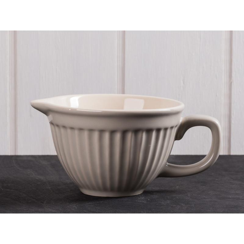 IB Laursen Rührschüssel Mini beige Mynte Keramik Kollektion Latte