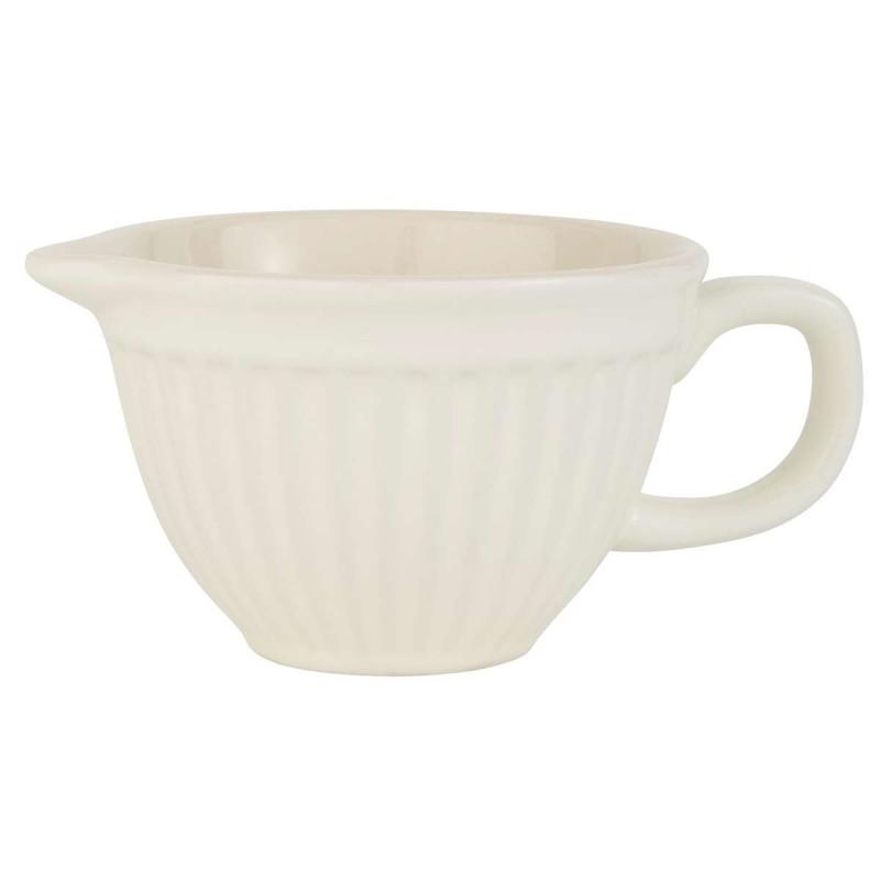 IB Laursen Rührschüssel Mini Mynte Butter Cream creme weiß