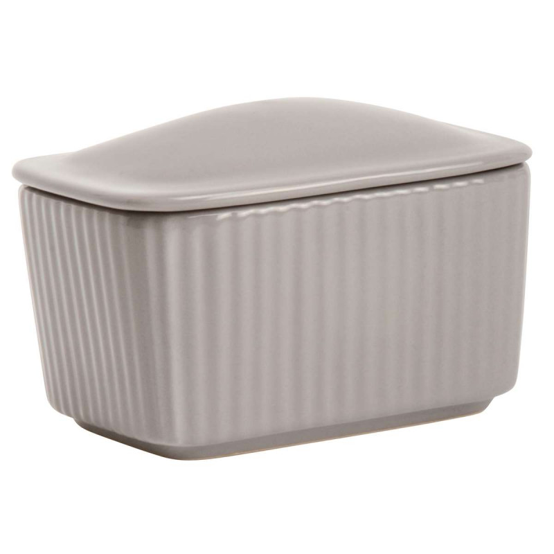 IB Laursen Salzbox Mynte French Grey grau