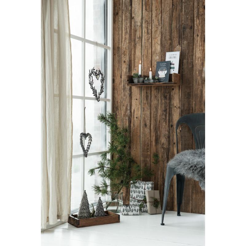 IB Laursen Schild I ll be home for Christmas Hygge Dekoration Weihnachten im Landhaus