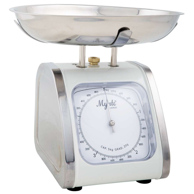Küchenwaage Mynte 5 kg IB Laursen