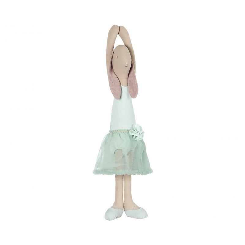 Maileg Hase Ballerina Mega Bunny mint grün 66 cm groß