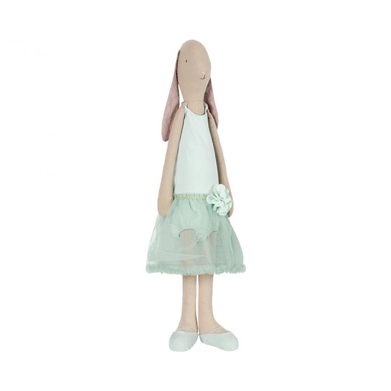 Maileg Hase Ballerina Mega mint grün