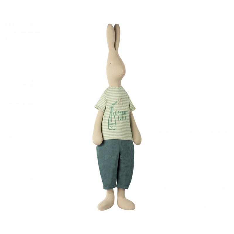 Maileg Hase Mega Maxi Light Rabbit Steward 103 cm groß