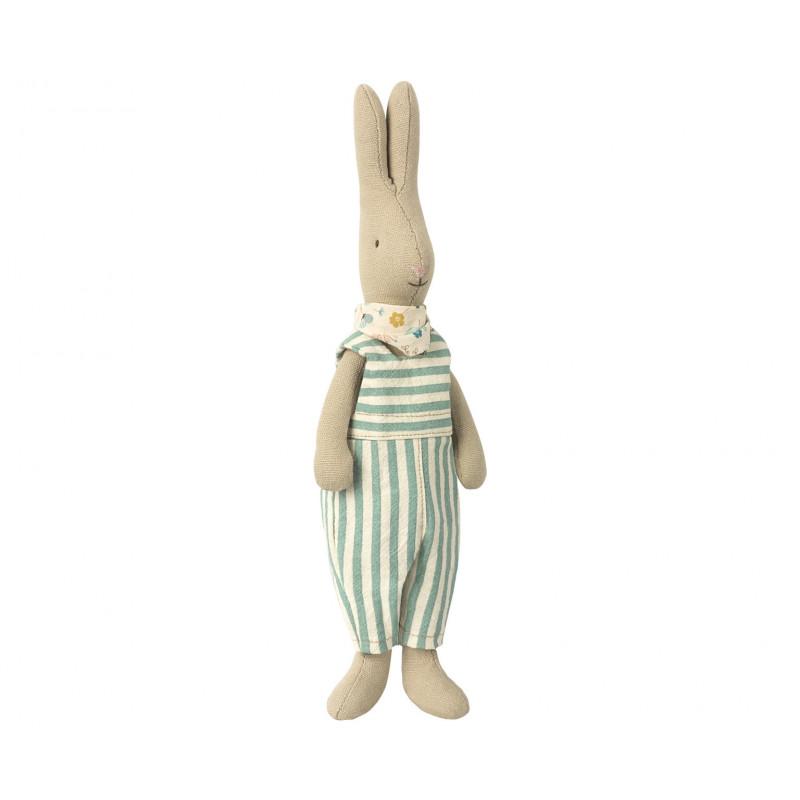 Maileg Hase Mini Rabbit Light Adam 25 cm groß