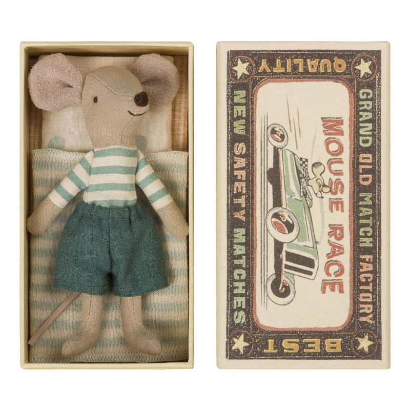 Maileg Maus Großer Bruder in Box 12 cm groß