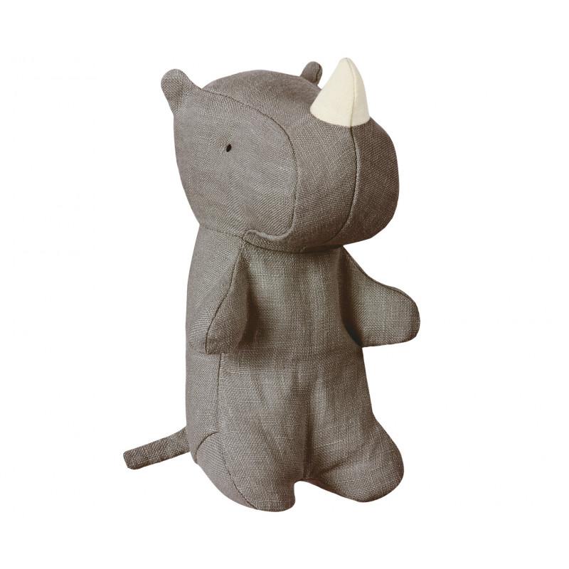 Maileg Noahs Friends Rhino Mini grau 12 cm groß