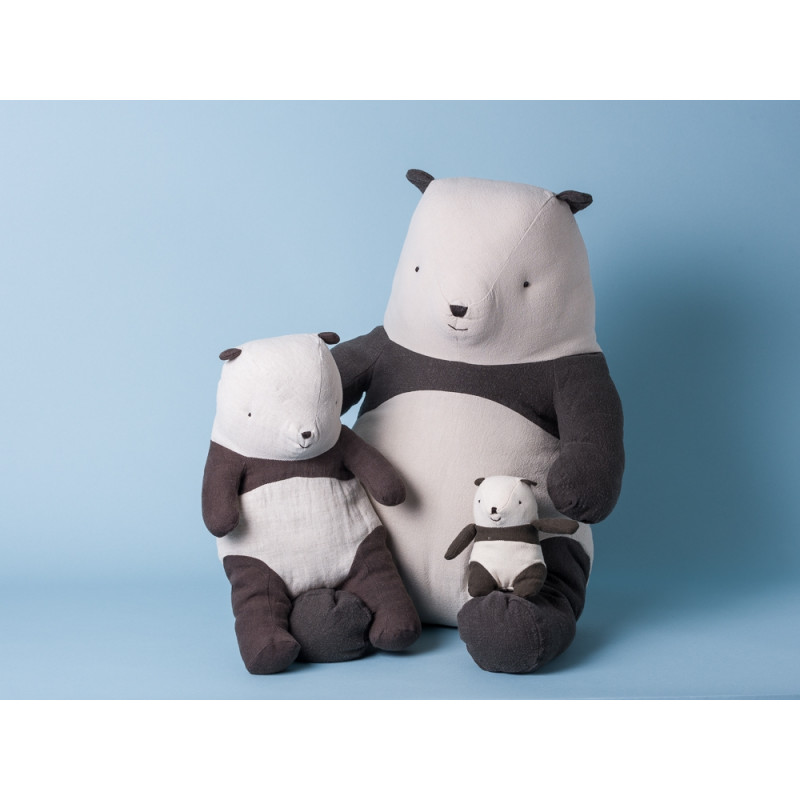 Maileg Panda Bär groß medium mini Noahs Friends Kuscheltier Stofftier
