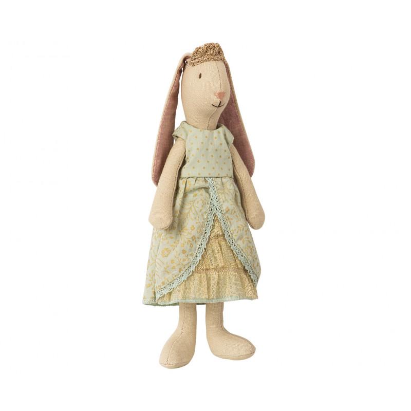 Maileg Prinzessin Mini Bunny mint grün 21 cm groß