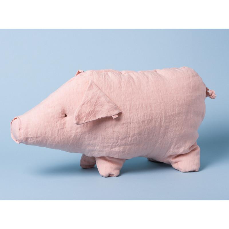 Maileg Schwein groß rosa Glücksschwein Kuscheltier