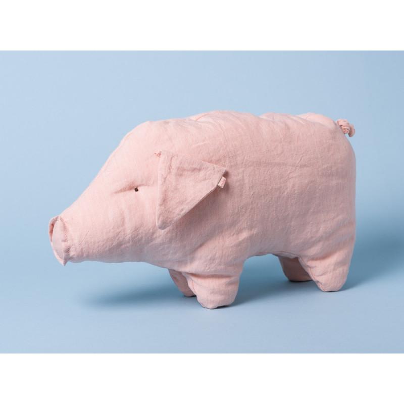Maileg Schwein medium rosa Glücksschwein Kuscheltier