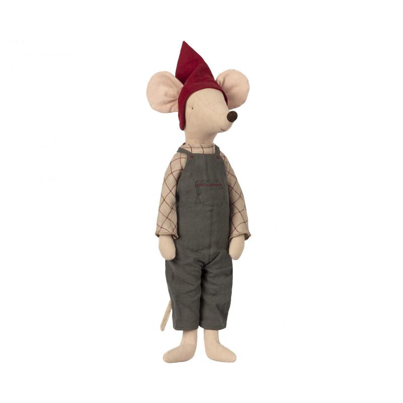 Maileg Weihnachten Maus Maxi Boy Maileg Stofftier 56 cm groß