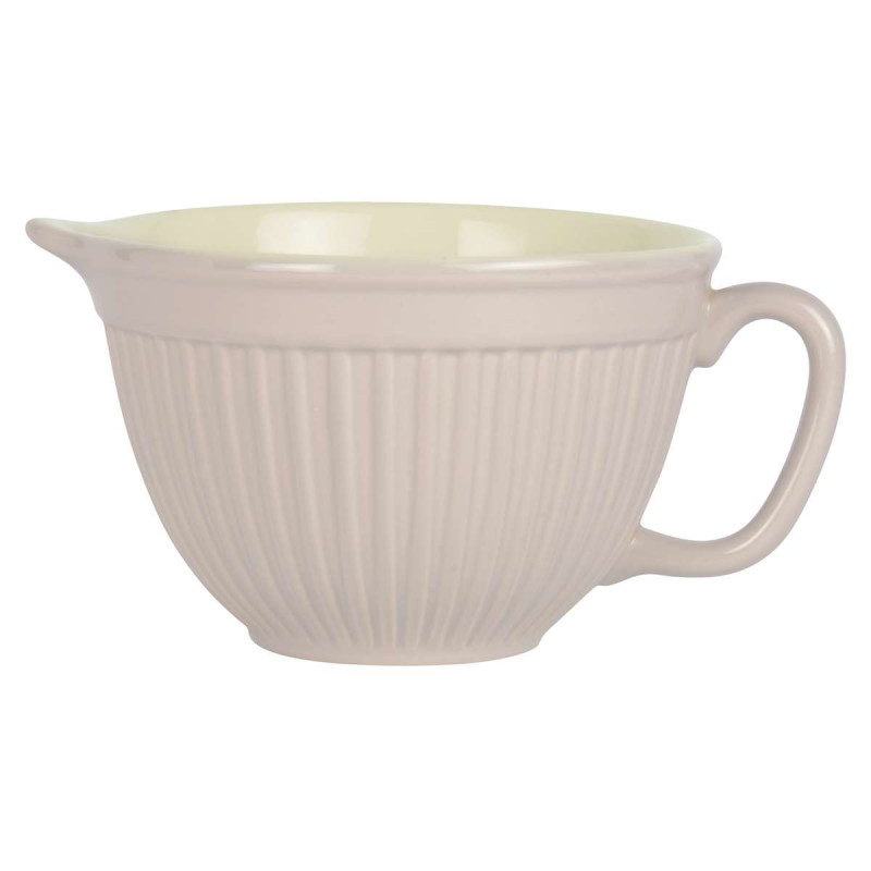Mynte Rührschüssel beige latte lavender IB Laursen