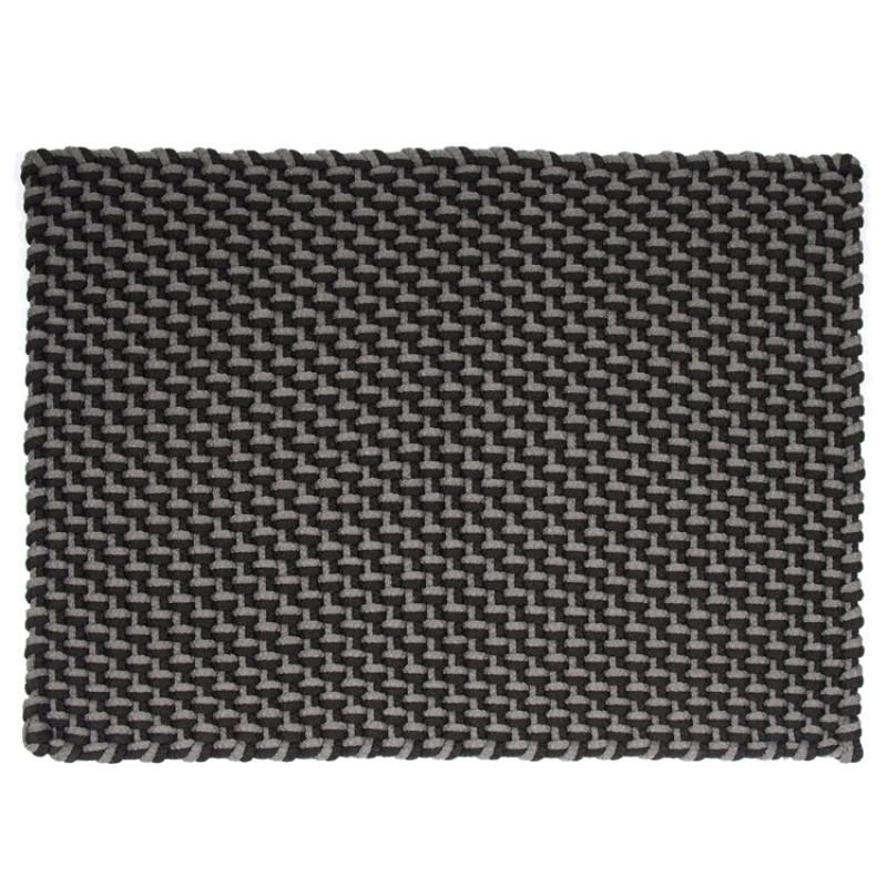 pad concept indoor und outdoor matte pool grau schwarz 52x72. Black Bedroom Furniture Sets. Home Design Ideas