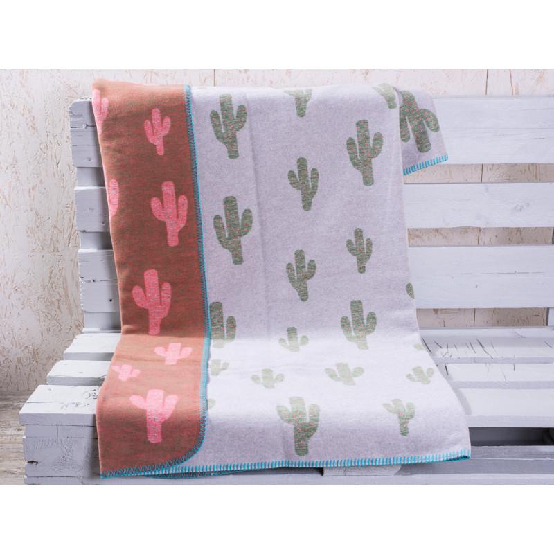 pad concept wolldecke kaktus motiv wohnhaus welten. Black Bedroom Furniture Sets. Home Design Ideas