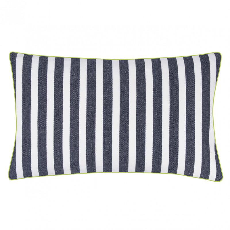 pad concept kissen chetto streifen blau wei. Black Bedroom Furniture Sets. Home Design Ideas