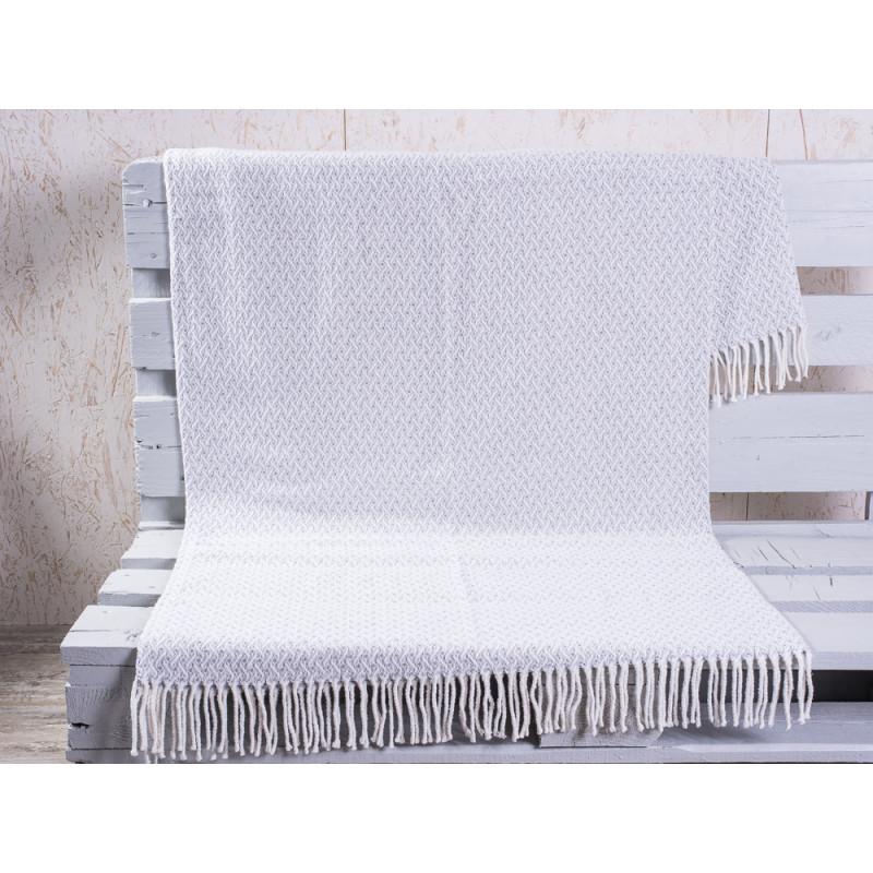 pad concept wolldecke madison grau hochwertige. Black Bedroom Furniture Sets. Home Design Ideas