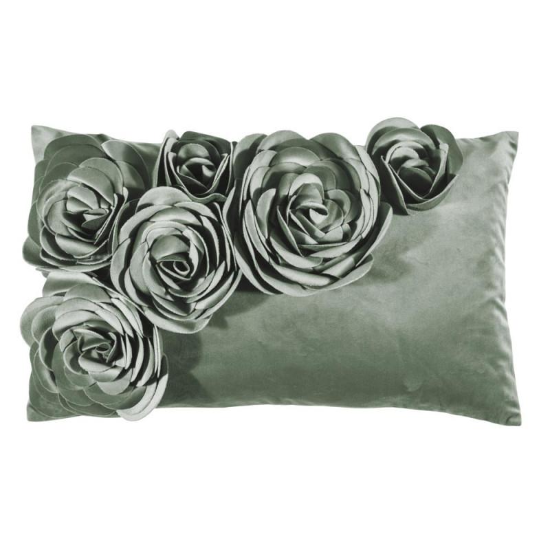 kissenh lle mit blumen mintgr n pad concept jetzt bei uns kaufen. Black Bedroom Furniture Sets. Home Design Ideas