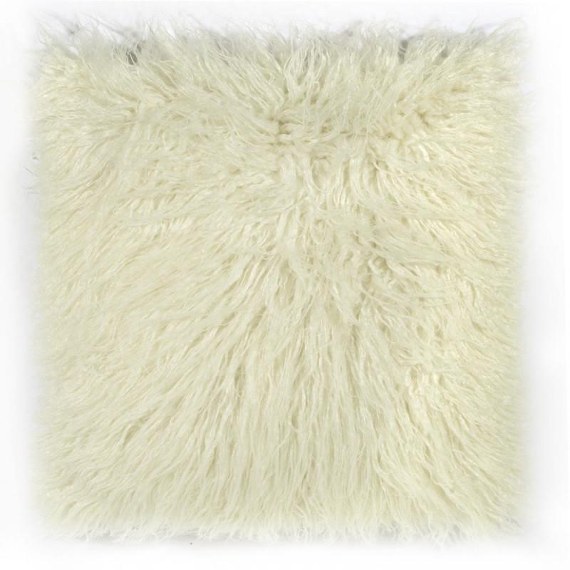 fellkissen fluffy in wei pad jetzt online kaufen. Black Bedroom Furniture Sets. Home Design Ideas