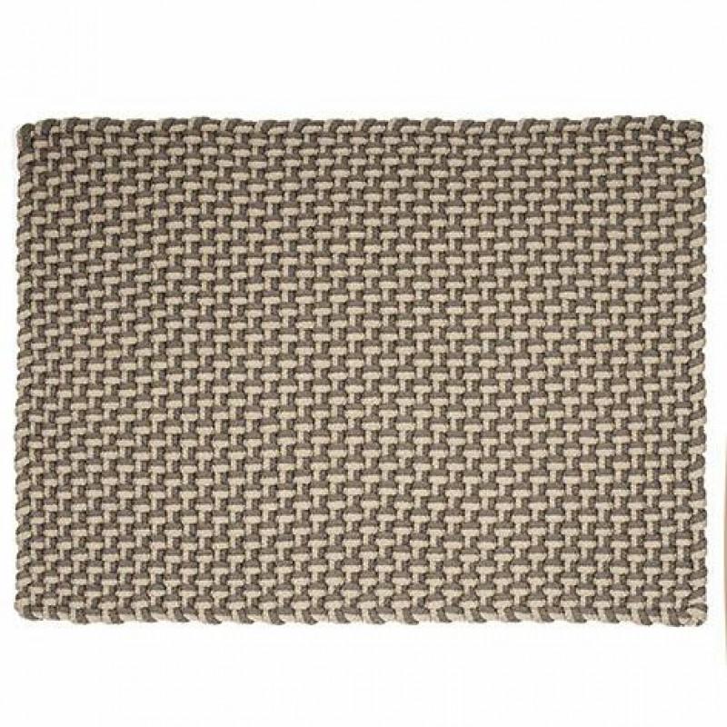 Pad Outdoor Teppich Pool beige grau XXL In Outdoor Matte 2x3 Meter Kunstfaser witterungsbeständig 200x300 Pad Concept Farbe stone sand 62313 K30