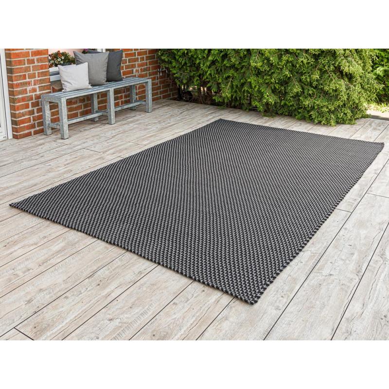 xxl outdoor teppich pool schwarz 2x3 m pad concept kaufen. Black Bedroom Furniture Sets. Home Design Ideas