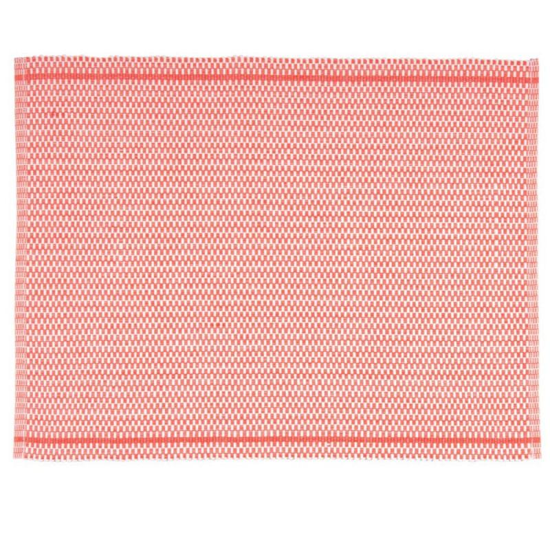 Pad Tischset Quadro pink rosa aus Baumwolle pad concept Platzset