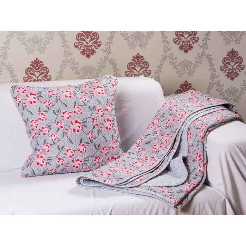 krasilnikoff quilt flowers wohnhaus welten. Black Bedroom Furniture Sets. Home Design Ideas