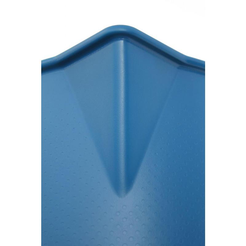 Wassereimer Drop in blau von Xala Design mit großem stabilem Ausgießer