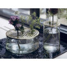 A Simple Mess Vase Kassandra und Kathinka Blumenvase aus Glas