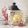 Ambiente Weihnachts Servietten Lantern Laterne mit Rentier und Beeren Weihnachten