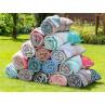 AU Maison Picknickdecke XL Krabbeldecke 140x180 groß Baumwolle Wachstuch wasserabweisend alle Farben Muster