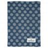 Greengate Geschirrtuch Jacquard SAVANNAH Blau mit Punkten Baumwolle 50x70 GG Produkt Nr COTTEAJGNSAV2512