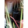 IB Laursen Gießkanne Schwarz 2,7 Liter mit Griff aus Metall Garten Dekoration mit Funktion