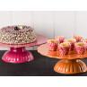 IB Laursen Mynte Tortenplatten Brombeere und Orange Keramik Geschirr Serie Blackberry Parfait und Pumkin Spice Torte Muffins