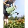 Lungo-Giesskanne-12-Liter-gruen-Garten-Deko-Kaffeekannen-Design-von-Xala-mit-zwei-Henkeln