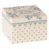 Maileg Macarons Set Geschenkbox weiß für Macarons et chocolat chaud