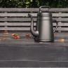 Xala Design Gießkanne Lungo schwarz 12 Liter Inhalt aus Kunststoff
