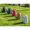 Xala Lungo Giesskanne gold weiss pink schwarz und blau aus Kunststoff 12 Liter individuelles Design Gruppe