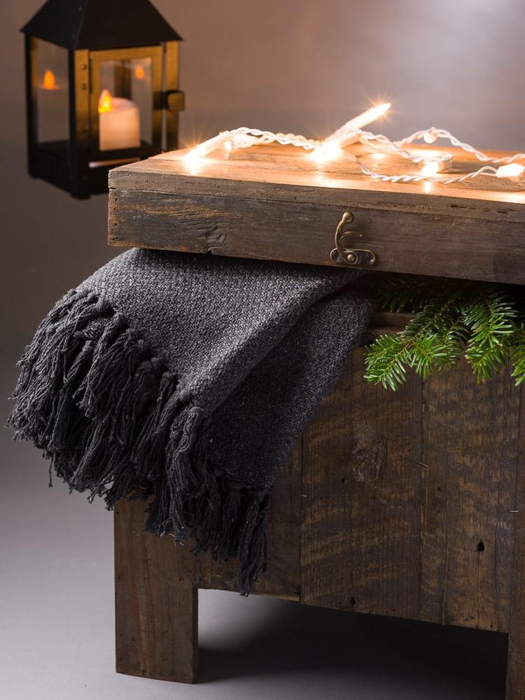 Männer Weihnachtsgeschenke für Helden und Abenteurer - IB Lausen Hocker Kiste Decke
