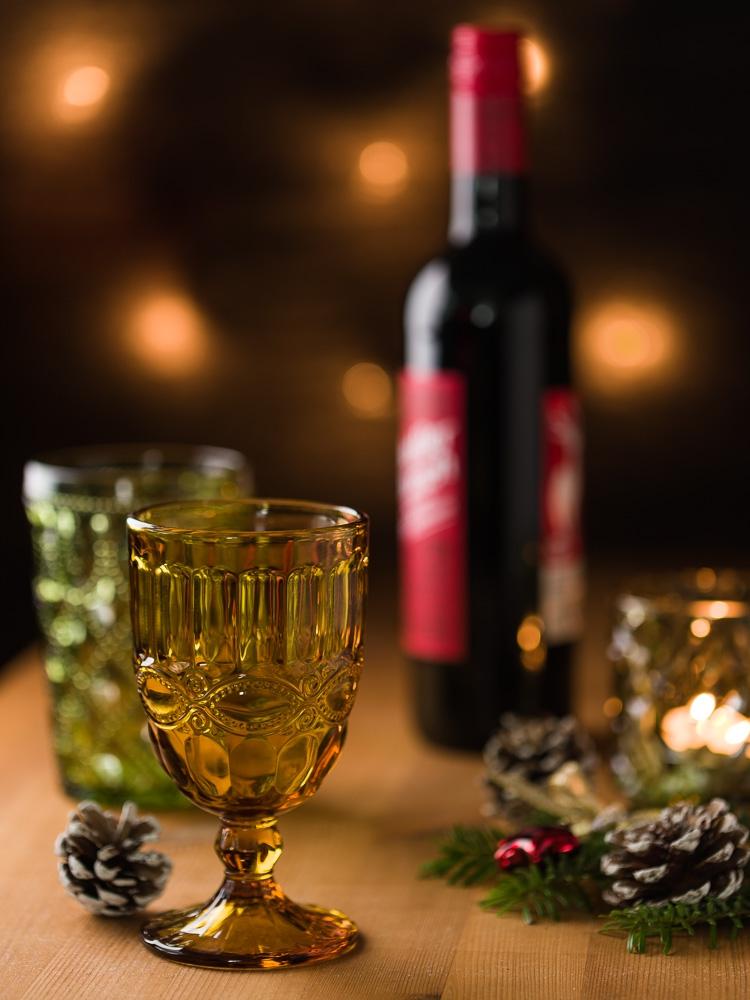 Schöne Weihnachtsgeschenke für Männer, die Dir am Herzen liegen - Bloomingville Weinglas Glas Votive