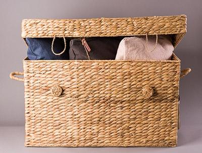 Cozy Living Kleiderhaken Kissen Körbe und Vasen, online bestellen bei Wohnhaus Welten