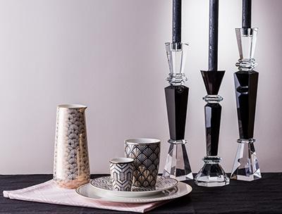 Greengate Geschirr Teller Becher und Kerzenständer, online bestellen bei Wohnhaus Welten