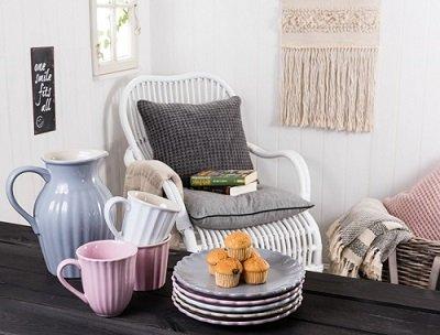 IB Laursen Mynte Textilien Plaids und Kissen online bestellen bei Wohnhaus Welten